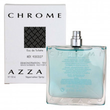 Тестер Azzaro Chrome