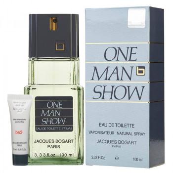Bogart One Man Show + Крем - Туалетная вода (арт.20594)