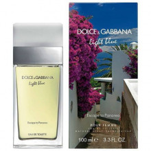 Тестер Dolce & Gabbana Light Blue Escape to Panarea