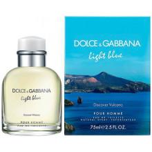 Тестер Dolce & Gabbana Light Blue Discover Vulcano Pour Homme