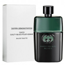 Тестер Gucci Guilty Black Pour Homme