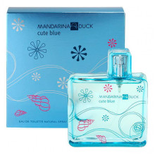 Mandarina Duck Cute Blue