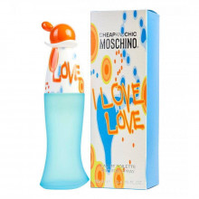 Moschino Cheap And Chic I Love Love - Туалетная вода (арт.3957)