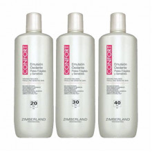 Zimberland Окисляющая крем-эмульсия для хрупких волос и чувствительной кожи головы Color Confort Emulsion (1000 мл)