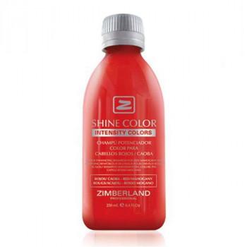 Zimberland Шампунь - интенсификатор цвета Color Shine Color Red Mahogany (красный махагон)