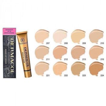 Dermacol Make-Up Cover Тональный крем с повышенными маскирующими свойствами - Sale (арт.19422)