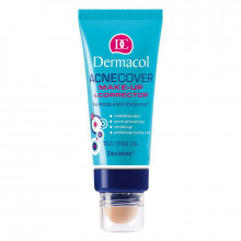 Dermacol Make-Up Acnecover and Corrector Тональный крем с корректором для проблемной кожи - Тональные средства (арт.16907)