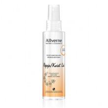 Allverne Парфюмированная вода для тела с ароматом папайи и цветка лей