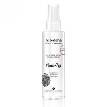 Allverne Парфюмированная вода для тела с ароматом пиона и ириса