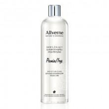Allverne Увлажняющий эликсир для ванны и душа Пион+Ирис