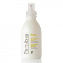Barex PERMESSE Спрей-блеск для осветленных волос с маслом абиссинского катрана и УФ