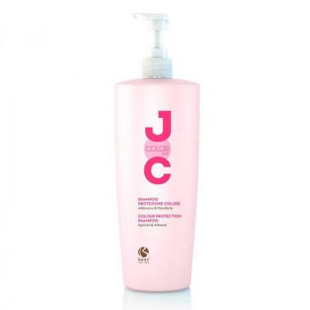 Barex Защитный шампунь для окрашенных и химически обработанных волос с маслом миндаля Joc Cure (1000 мл)