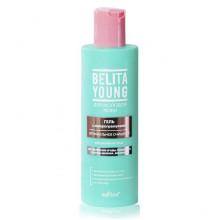 Белита - Витэкс Young Гель с микрогранулами для умывания лица Оптимальное очищение