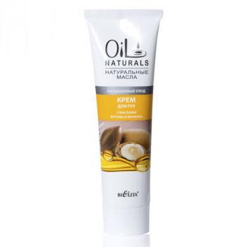 Белита - Витэкс Крем для рук с маслами арганы и жожоба Oil Naturals