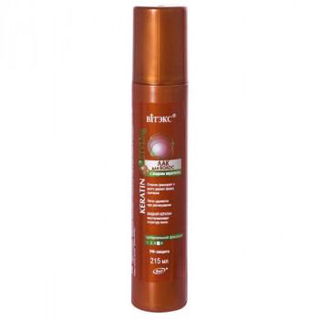 Белита - Витэкс Лак для волос суперсильной фиксации Keratin Styling (215 мл)