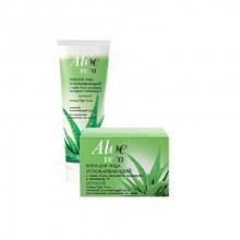 Белита - Витэкс Ночной успокаивающий крем с соком алоэ, экстрактом календулы и витамином А Aloe Vera