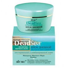 Белита - Витэкс Дневной крем для нормальной и комбинированной кожи Dead Sea