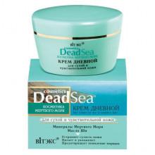 Белита - Витэкс Дневной крем для сухой и чувствительной кожи Dead Sea