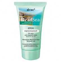 Белита - Витэкс Dead Sea Крем нормализующий 24 часа для жирной кожи