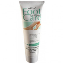 Белита - Витэкс Антисептическая дневная крем-пудра для ног Foot Care