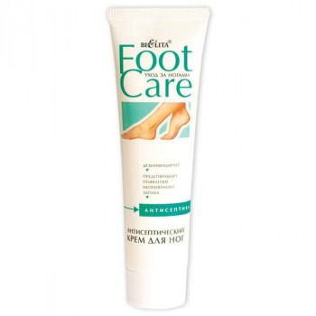Белита - Витэкс Foot Care Чайное дерево Антисептический крем для ног