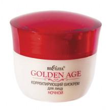Белита - Витэкс Golden Age Биокрем корректирующий для лица ночной
