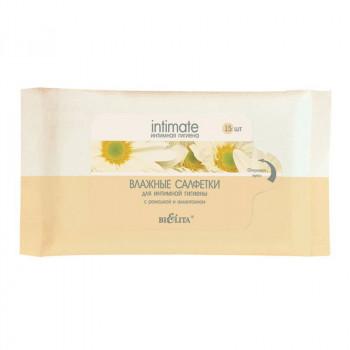 Белита - Витэкс Intimate Влажные салфетки для интимной гигиены (20 штук)