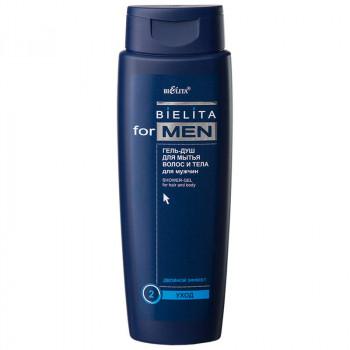 Белита - Витэкс Гель-душ для мытья волос и тела Men