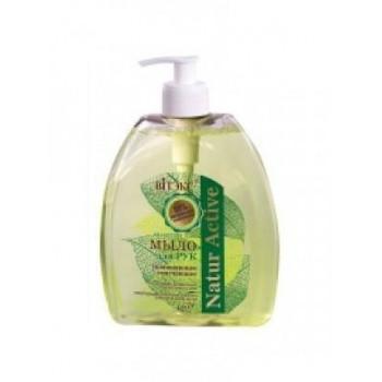 Белита - Витэкс Увлажняющее смягчающее жидкое мыло для рук Natur Active