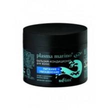 Белита - Витэкс Plasma MarinoБальзам-кондиционер для волос Питание+Увлажнение для всех типов волос