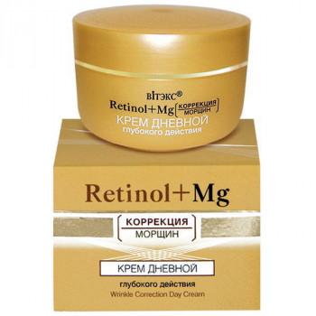 Белита - Витэкс Дневной крем глубокого действия Retinol+Mg