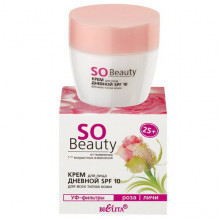 Белита - Витэкс Дневной крем для лица SPF 10 SO Beauty
