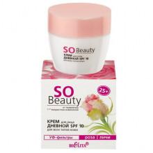 Белита - Витэкс SO Beauty Крем для лица дневной SPF 10 для всех типов кожи