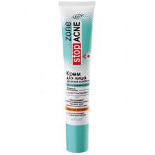 Белита - Витэкс Zone Stop Acne Крем для лица двойной контроль
