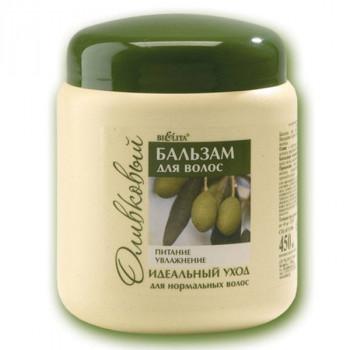 Белита - Витэкс Бальзам для нормальных волос оливковый Питание & Увлажнение