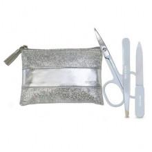 Beter Brilliant Набор маникюрный в косметичке (пинцет, ножницы, пилочка) Mini Kit Manicure