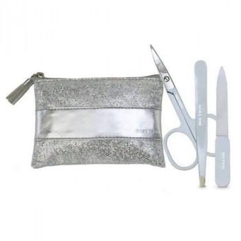 Beter Brilliant Набор маникюрный в косметичке (пинцет, ножницы, пилочка) Mini Kit Manicure - Аксессуары (арт.2932)