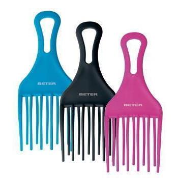 Beter Гребень для кучерявых волос, 17 см - Для волос (арт.16037)