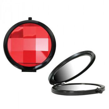 Распродажа Beter Viva Зеркало карманное двойное, увеличивающее х3 Make Up Double Mirror, d7 см