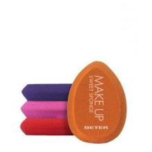 Beter Viva Латексный спонж для макияжа Make-Up Sweet Sponge