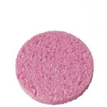 Beter Спонж для снятия макияжа, целлюлоза, d 7.5 см