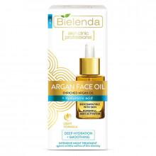 Bielenda Очищающее аргановое масло для лица с гиалуроновой кислотой Skin Clinic Professional Mezo