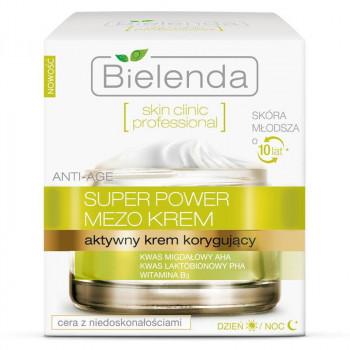 Bielenda Активный корректирующий универсальный крем для лица Skin Clinic Professional Mezo
