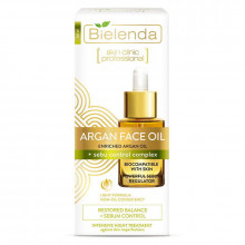 """Bielenda Очищающее аргановое масло для лица с комплексом """"Sebum Control"""" Skin Clinic Professional Mezo"""