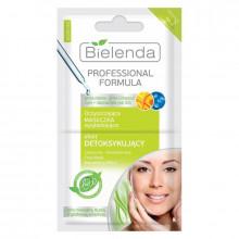 Bielenda Очищающая разглаживающая маска для лица с эффектом детоксикации Professional Formula