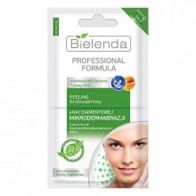 Bielenda Грубозернистый пилинг для лица с эффектом алмазной микродермабразии Professional Formula