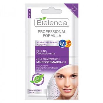 Bielenda Мелкозернистый пилинг для лица с эффектом алмазной микродермабразии Professional Formula
