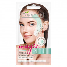Bielenda Крупнозернистый пилинг для жирной и комбинированной кожи лица Magic Peel