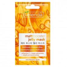Bielenda Матирующая гелевая маска для жирной и комбинированной кожи лица Jelly Mask