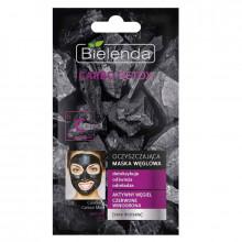 Bielenda Очищающая угольная маска для зрелой кожи лица Carbo Detox